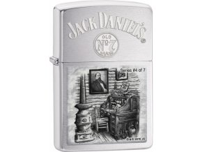 ZIPPO Jack Daniels Scenes