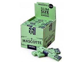 mascotte slim 66 box cigaretove papirky