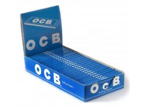 Cigaretové papírky OCB Blue (Box 25x)