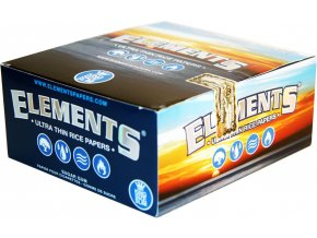 elements king size slim 50 packs per box