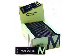 Box (50x) Cigaretové papírky Mascotte Slim M-series KS