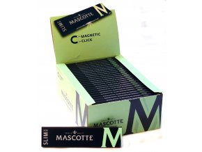 Cigaretové papírky Mascotte Slim M-series KS Box