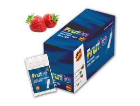 OCHUCENÉ SLIM FILTRY FRUTTA STRAWBERRY Box 20ks