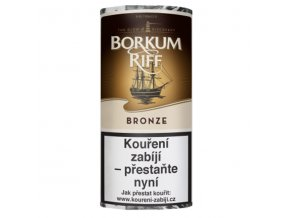 Dýmkový tabák Borkum Riff - BRONZE 40g