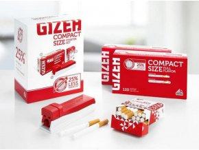 Gizeh Compact Size Starter-Set (7,2mm) - BALÍČEK (QUALITY of GERMANY)