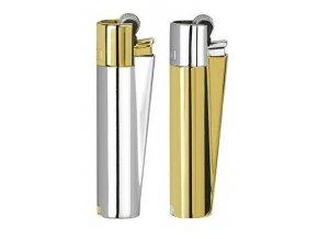 clipper metal gold silver