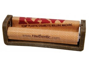 RAW 70mm Hemp Plastic Cigarette Rolling Machine B01736V3GI