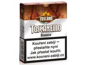 Doutníky TOSCANO Toscanello Bianco 5ks