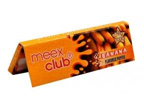 meex club banan cigaretove papirky