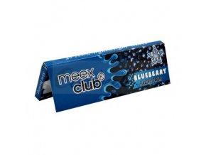 meex club boruvka cigaretove papirky