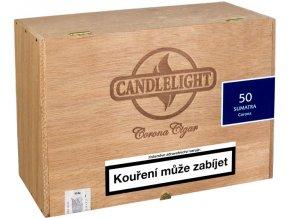 CANDLELIGHT Corona Sumatra 50ks