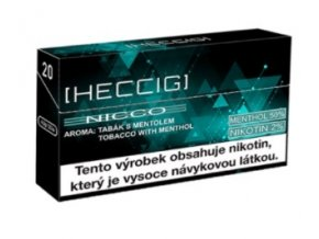 gen vyr 38670 Heccig nico menthol