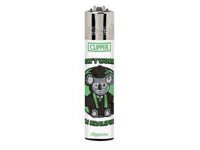Zapalovač CLIPPER ANIMAL  01