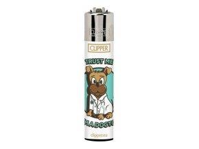 Zapalovač CLIPPER ANIMAL  02