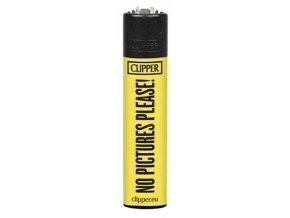 Zapalovač CLIPPER SIGN 01