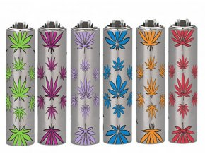 wholesale clipper lighter leaves mini