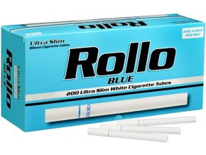 rollo blue slim 200ks cigaretove dutinky