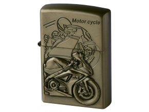 Benzínový zapalovač MOTORCYCLE