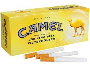 10x Dutinky CAMEL 200 + ZDARMA TABATĚRKA