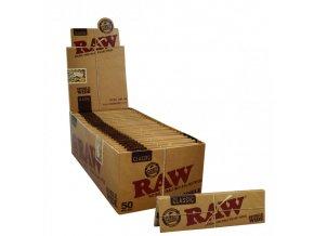 50x RAW Classic Single Wide