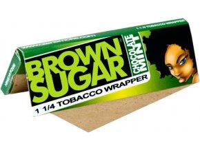 Brown Sugar Chocolate Mint střední 1 1/4
