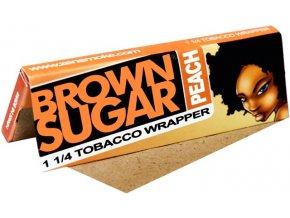 Brown Sugar Peach střední 1 1/4