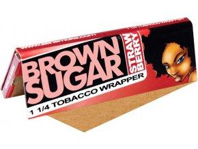 Brown Sugar Strawberry střední 1 1/4