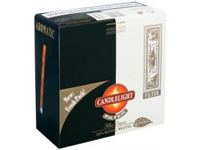 Candle Light Filter Coconut / Aromatic 50ks