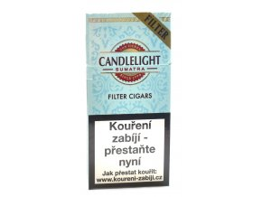 CANDLELIGHT Filter Sumatra 10ks