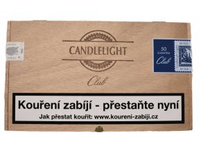 CANDLELIGHT Club (Senorita) Sumatra 50ks