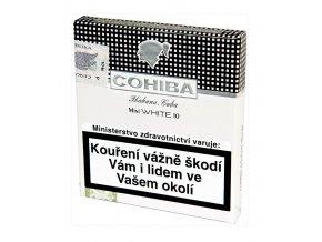 Cohiba Mini White 10ks