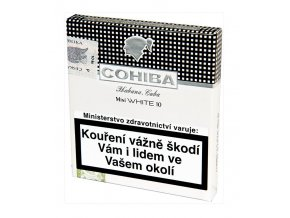Cohiba Mini White 10ks