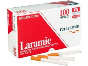 Dutinky LARAMIE Full Flavor 100 - filtr 17mm