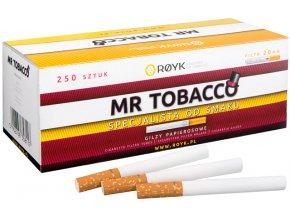 Dutinky Mr. Tobacco 250 - filtr 20mm