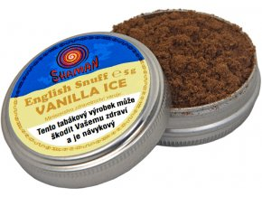 English Snuff Vanilla Ice 5g
