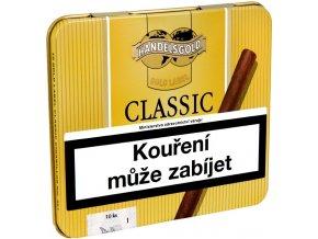 Handelsgold Cigarillos Classic 10ks