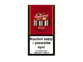 Handelsgold Cigarillos Red 5ks