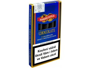 Handelsgold Cigarillos Chocolate 5ks