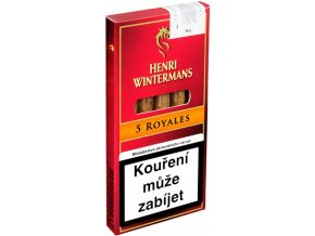 Henri Wintermann´s Royales 5ks