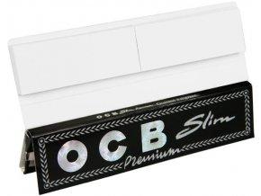 Cigaretové papírky OCB Slim Premium KS + Filtry