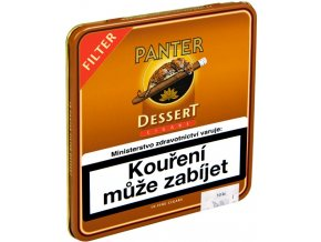 Panter Dessert Filter 10ks