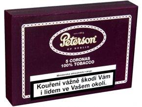 Peterson Corona 5ks