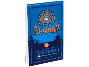 Trhací filtry SHAMAN 51ks