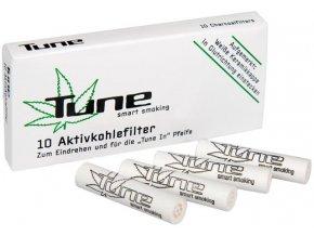ACTITUBE uhlíkové filtry 10ks