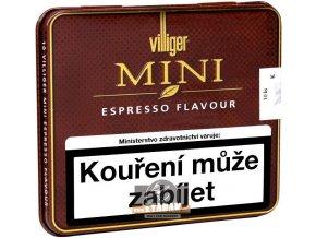 Villiger Mini Espresso 10ks