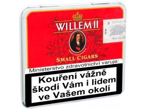 Willem II Small Cigars 10ks