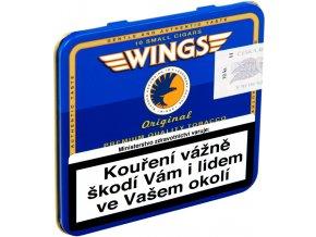 Wings Natural Small Cigars 20ks