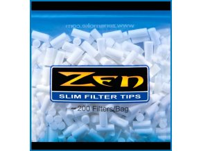ZEN Slim Filters 200ks - 6,5mm