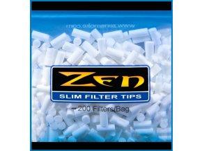 Filtry ZEN Slim 200ks - 6,5mm