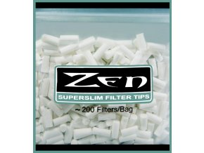 ZEN Super Slim Filters 200ks - 6,0mm